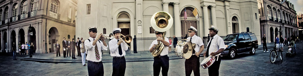 new orleans escorted tours